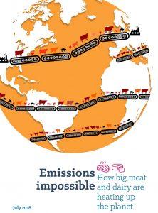 Informe de Grain sobre las emissiones de CO2 de la empresa cárnica