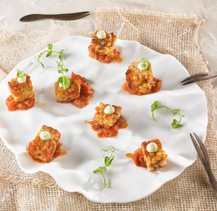 Recetas del curso de Cocina Vegana Gourmet