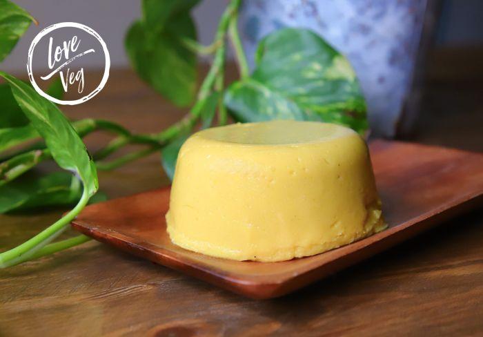 queso de garbanzos